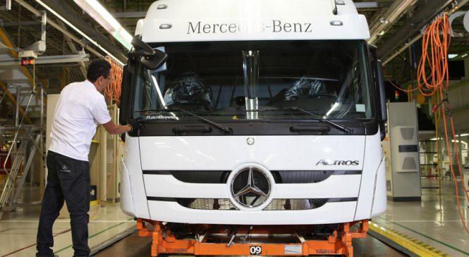 Mercedes-Benz está de olho na fatia abandonada pela Ford