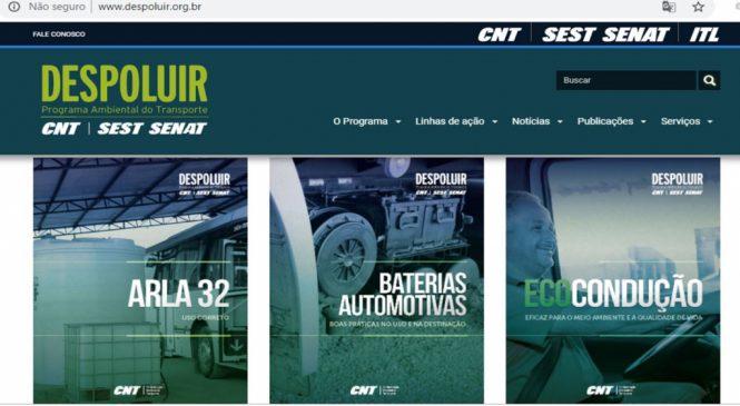 CNT lança Guias Rápidos sobre boas práticas no transporte.