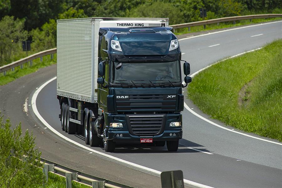 Caminhões DAF ganham novidades na versão 2019