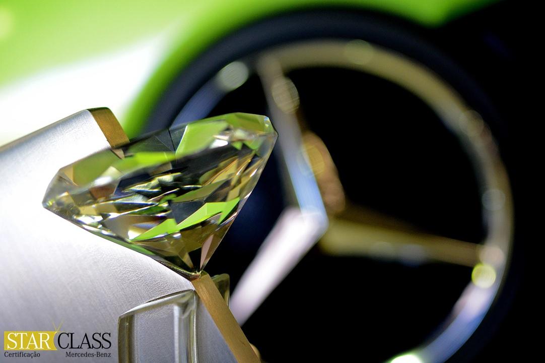 Araguaia conquista Prêmio Diamante pelo Programa StarClass da Mercedes-Benz