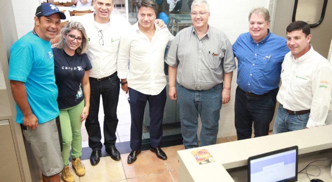 Cargo X e Petrobras Distribuidora inauguram Sala do Caminhoneiro na Rede Siga Bem