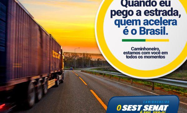 SEST SENAT leva atendimento gratuito aos caminhoneiros durante a Semana Mundial da Saúde