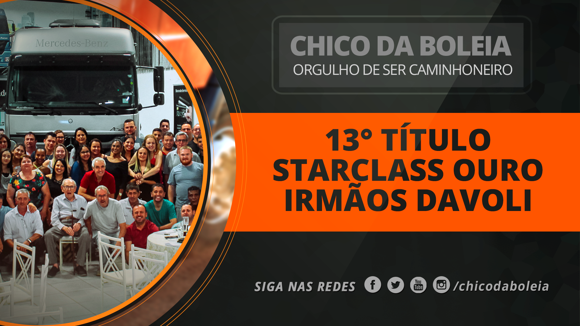[VÍDEO] Irmãos Davoli comemora o 13° título consecutivo StarClass Ouro