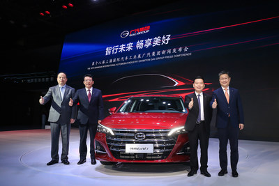 GAC Motor revela novo modelo e realiza Conferência Internacional de Distribuidores durante a Auto Shanghai 2019