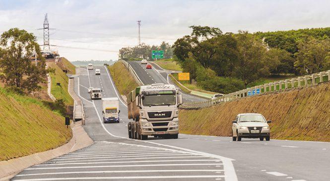 Páscoa registra movimento de 559 mil veículos nas rodovias administradas pela AB Colinas