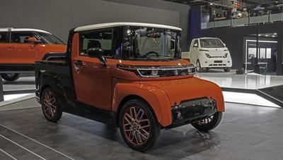 Songuo Motors apresenta a audaciosa marca NeuWai de veículos elétricos e a combustíveis alternativos