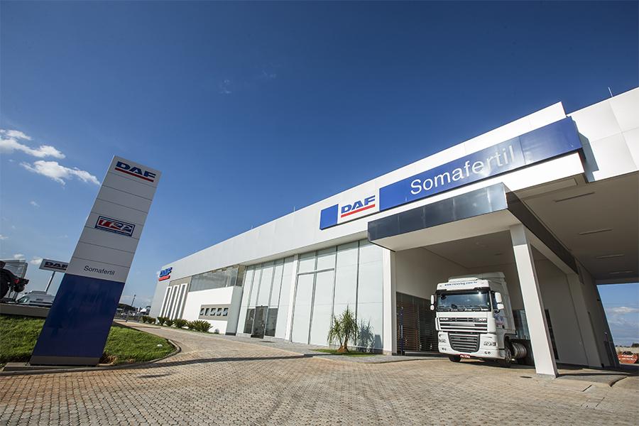 DAF Somafertil está presente na Tecnoshow com soluções para o mercado agro