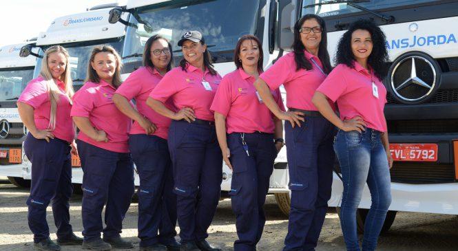 Mulheres caminhoneiras são tema de pesquisa de doutorado