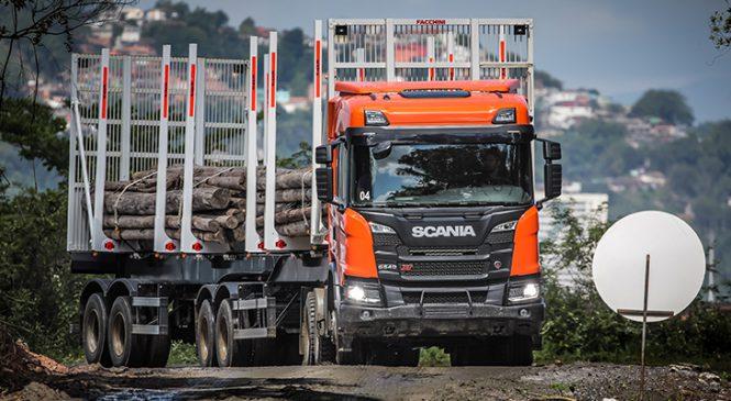Scania expõe Nova Geração de caminhões na Agrishow 2019