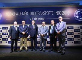 NTC presta homenagens durante jantar em Brasília