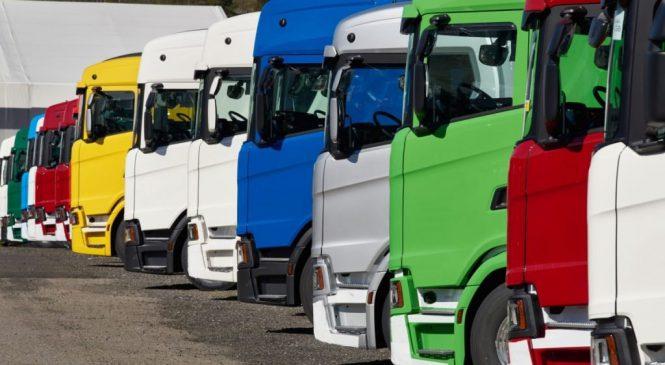 Mercado de caminhões segue aquecido