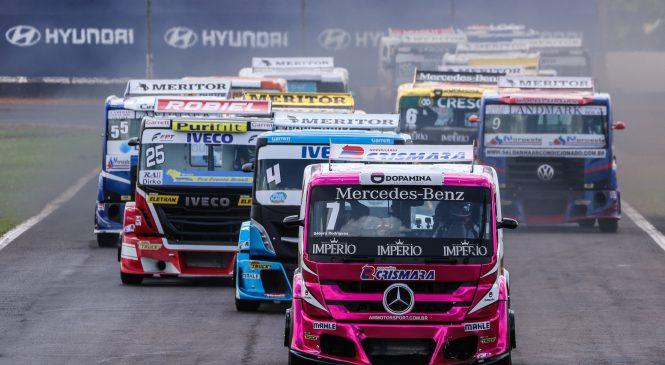 Copa Truck visita Londrina pela primeira vez em junho