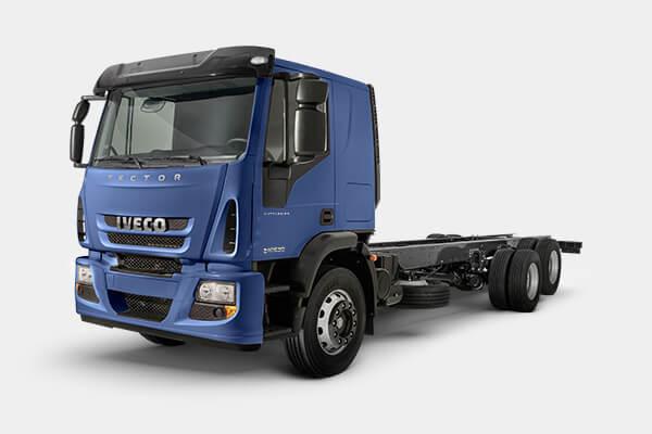 Tector Auto-Shift é destaque da IVECO para o transporte no agronegócio na Agrishow 2019