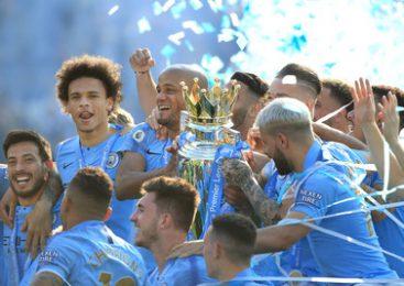 Parceiro da Nexen Tire, Manchester City ganha bicampeonato na Premier League