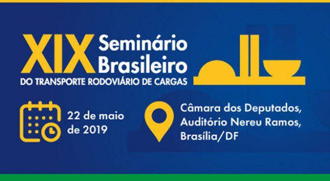 XIX Seminário Brasileiro do TRC acontece hoje na Câmara dos Deputados