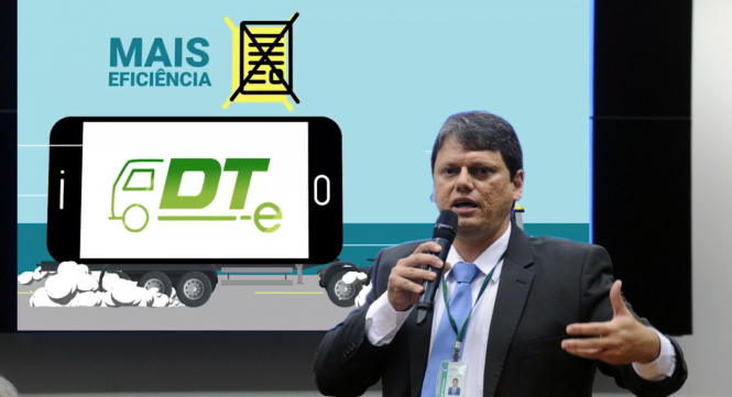 Governo Federal lança projeto-piloto do Documento Eletrônico de Transporte (DT-e)