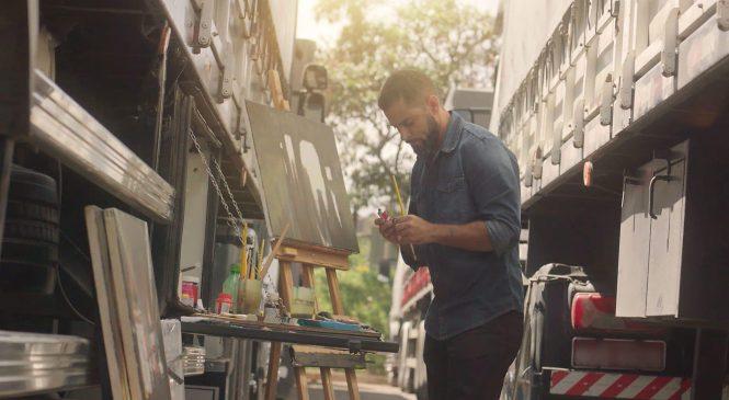 Shell Rimula conta histórias de caminhoneiros que transformam a estrada em inspiração