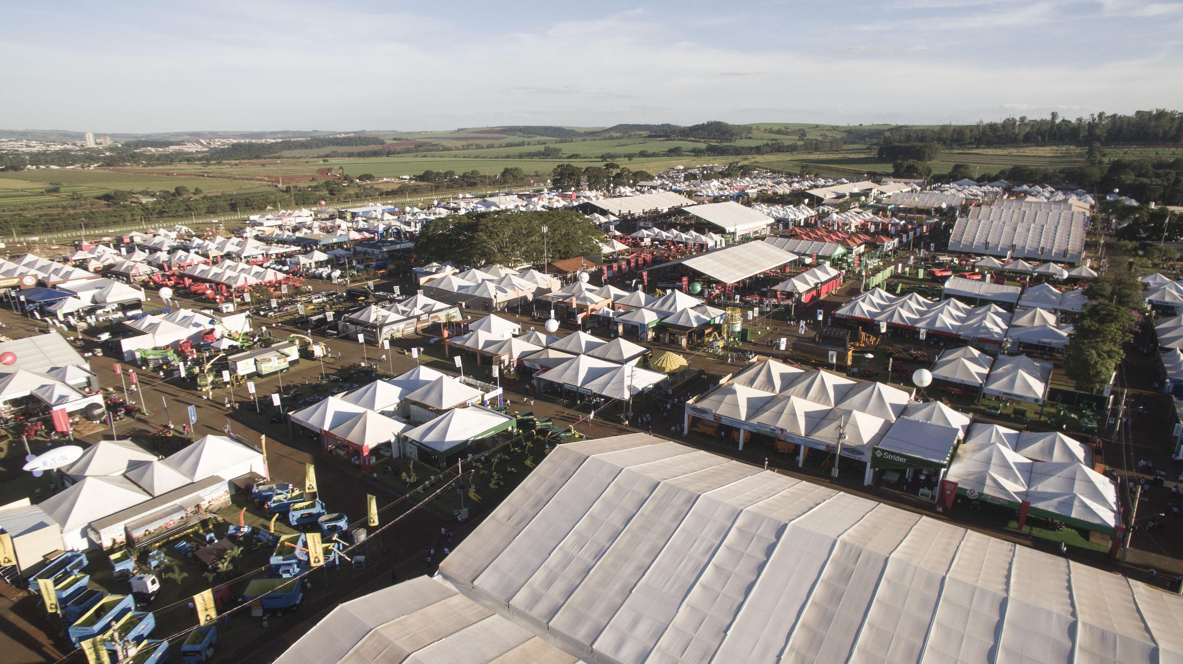 Instituições financeiras estão otimistas com os negócios no início da AGRISHOW