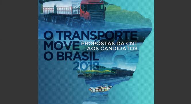 CNT apresenta projetos prioritários para o transporte brasileiro ao Ministério da Economia