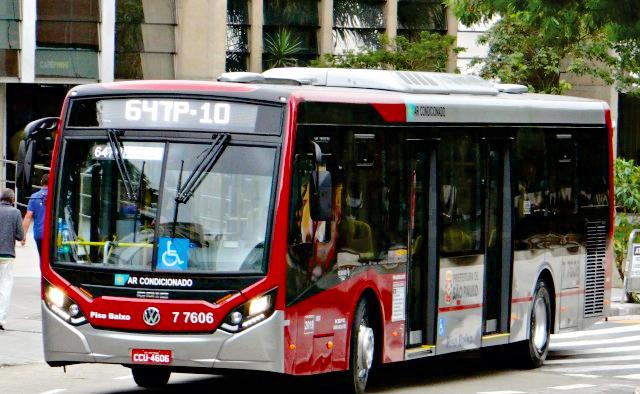 KBPX recebe sete Volksbus 18.280 que já estão em operação em São Paulo