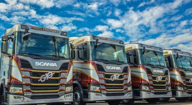 Mercado de caminhões avança para novo patamar