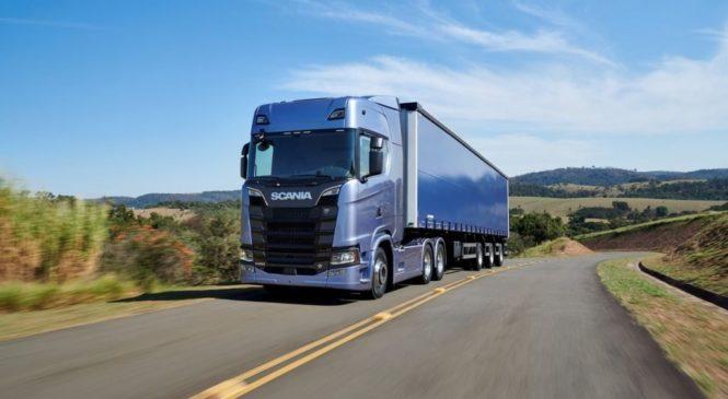 Scania reúne 20 mil veículos conectados no País