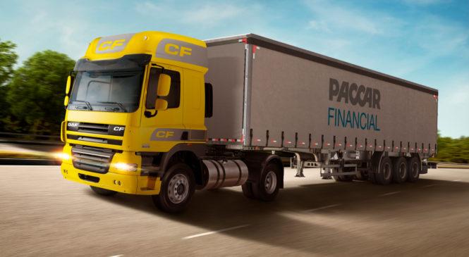 PACCAR Financial anuncia chegada ao Brasil