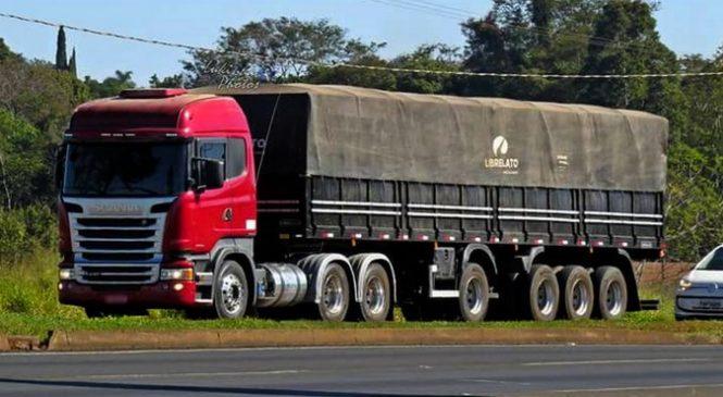 DENATRAN pede isenção de multas para semirreboques com 4º eixo direcional