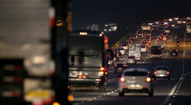 Em SP, só 6,3% dos motoristas têm mais de 20 pontos na CNH