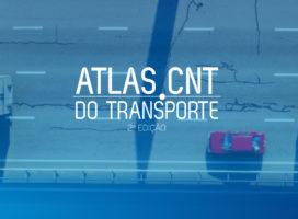 CNT lança segunda edição do Atlas do Transporte