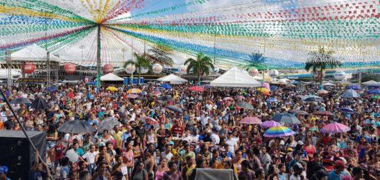 Clima de festa marca 54ª Feira do Caminhão, em Itabaiana (SE)