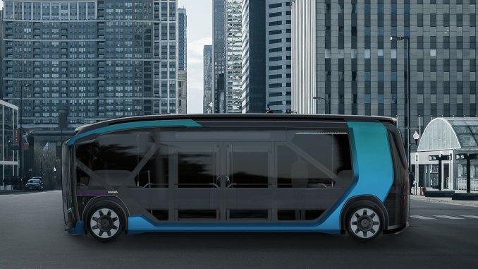 Scania apresenta seu conceito NXT, elétrico e autônomo