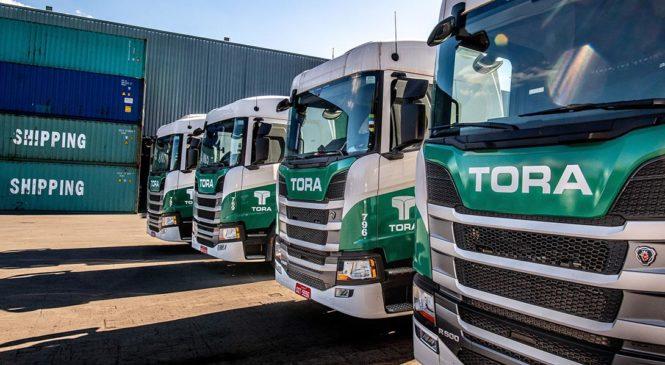 Scania soma 8 mil encomendas para nova geração de caminhões