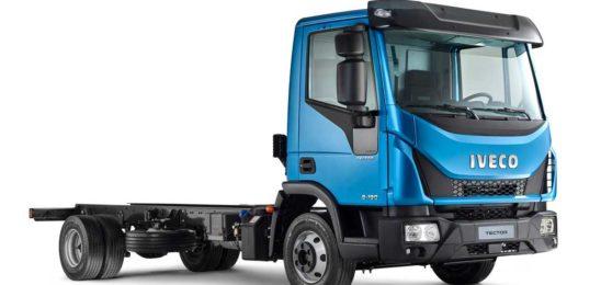 Iveco amplia linha Tector com caminhões para 9 e 11 toneladas