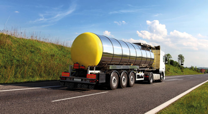 Proteção securitária para o transporte de cargas perigosas