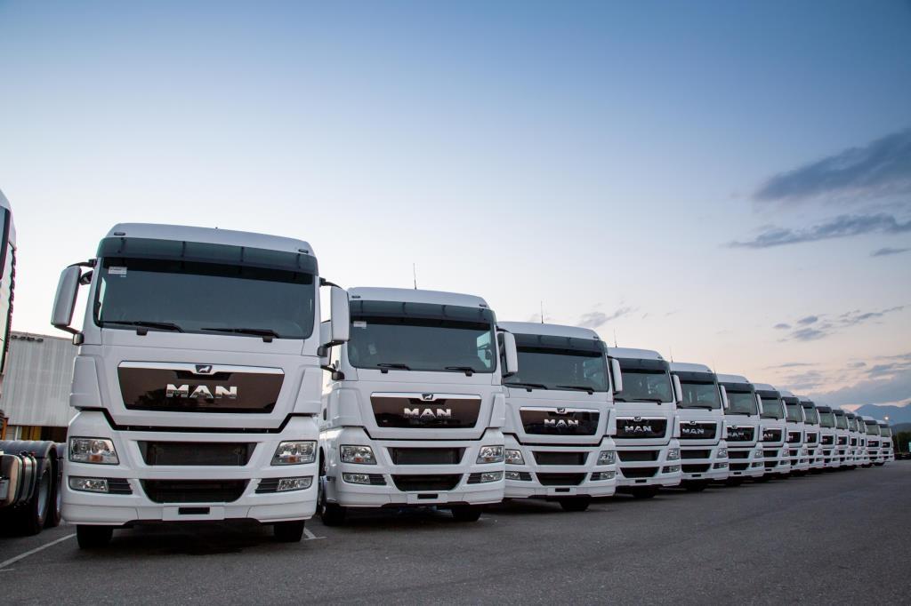 Volkswagen Caminhões e Ônibus oferece condições especiais na linha MAN TGX.