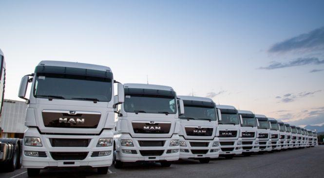 TranspoSul terá oferta especial de caminhões Volkswagen e MAN.