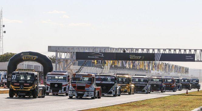 Copa Truck anuncia mudanças no calendário de 2019