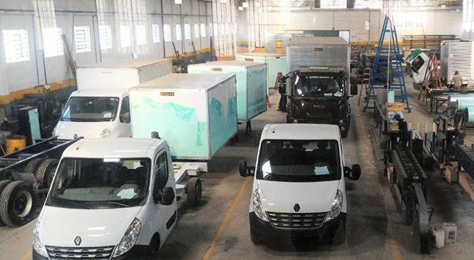 Vendas de implementos rodoviários aumentam até 72% no 1º semestre