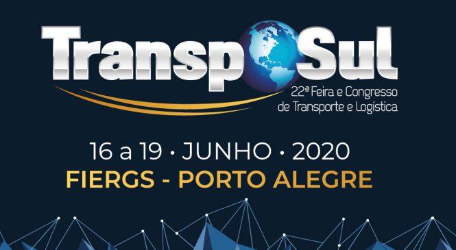 TranspoSul 2020 retorna para o Centro de Eventos FIERGS