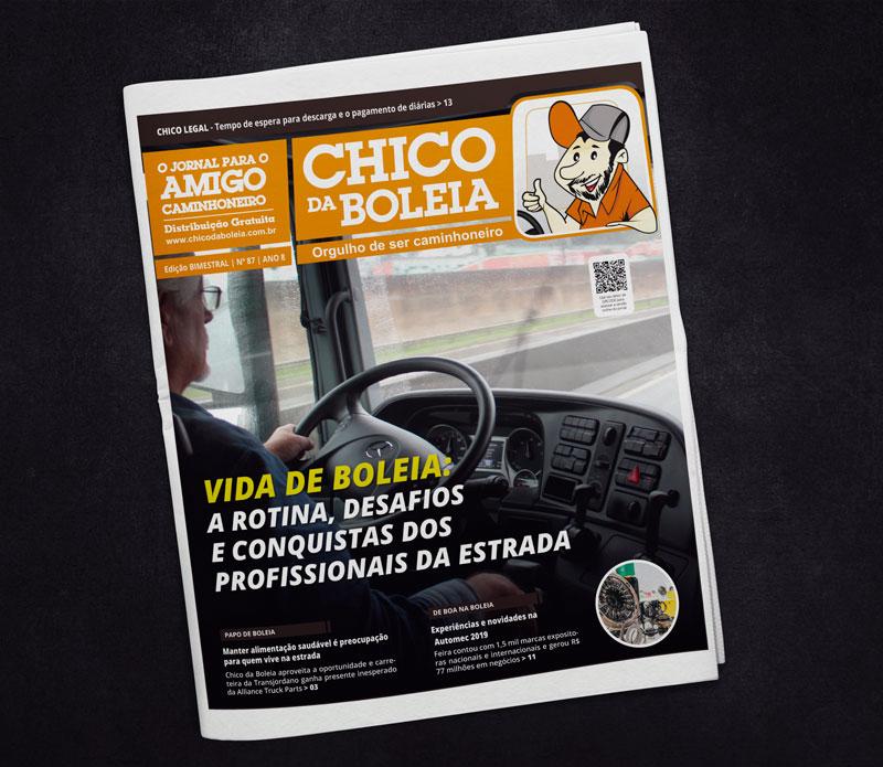87ª Edição Nacional – Jornal Chico da Boleia
