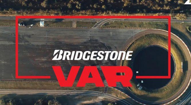 Bridgestone inova em ação de divulgação da marca