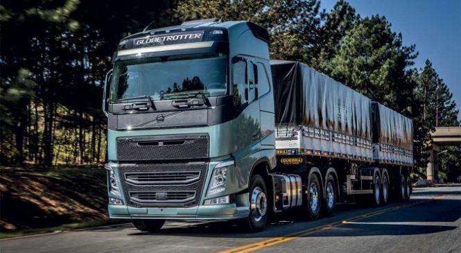 Os cinco caminhões mais vendidos no semestre
