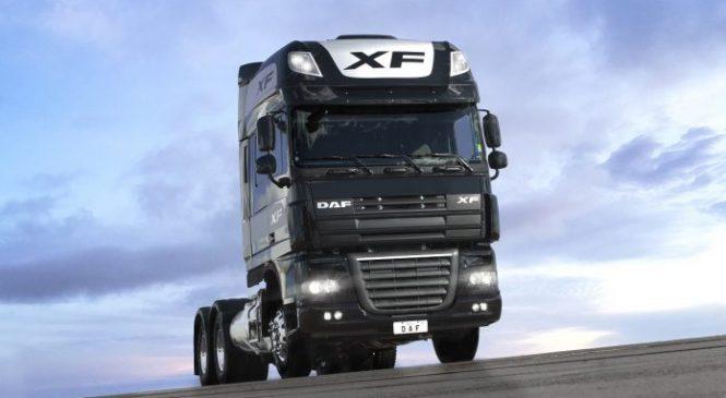DAF entrega caminhão seis mil no Espírito Santo.