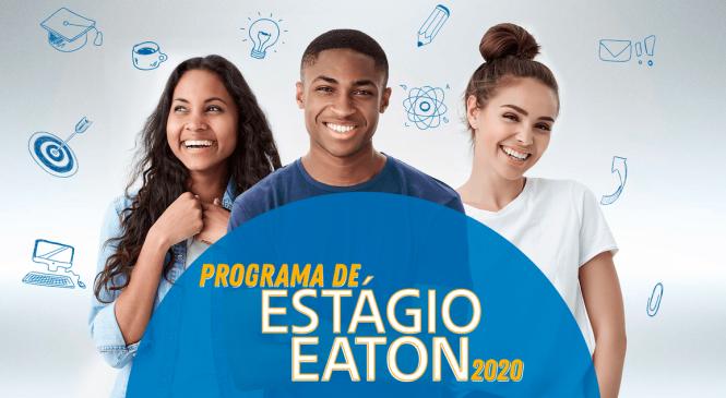 Eaton abre mais de 100 vagas para programa de estágio