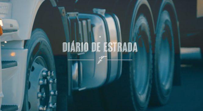 Goodyear lança filme sobre a jornada do caminhoneiro
