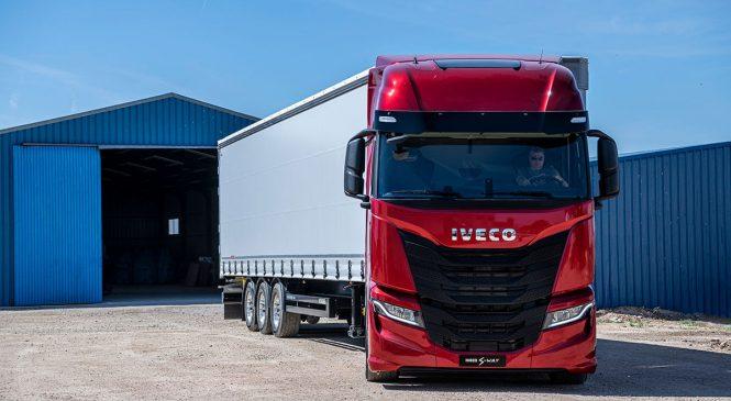 Iveco lança nova linha S-Way na Europa