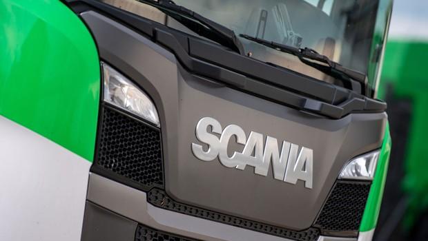 Scania aposta em conectividade para reduzir emissões de CO2