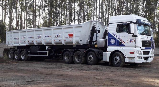 Maior frotista MAN TGX de Minas Gerais adquire 23 novos caminhões.