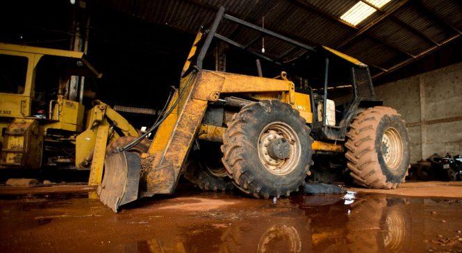 Setor de máquinas e equipamentos cresce 2,4% em julho